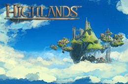 Highlands Keyart © Burrito Studio