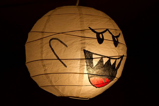 Boo Lantern