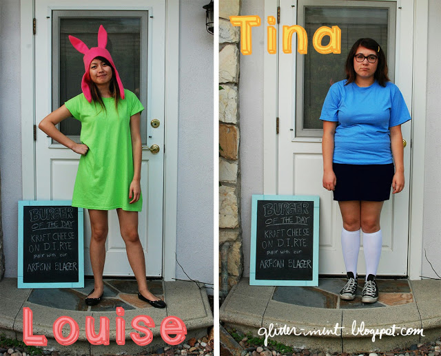 Louise and Tina