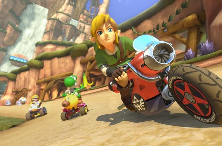 Mario Kart 8 - Hyrule DLC © Nintendo