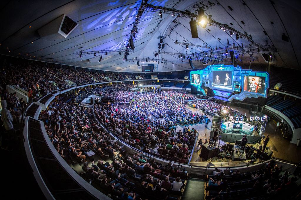 StarCraft II WCS Global Finals 2014 via Blizzard Entertainment, Inc.