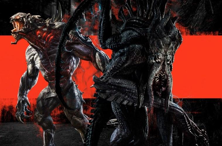 Evolve Big Alpha © 2K Games