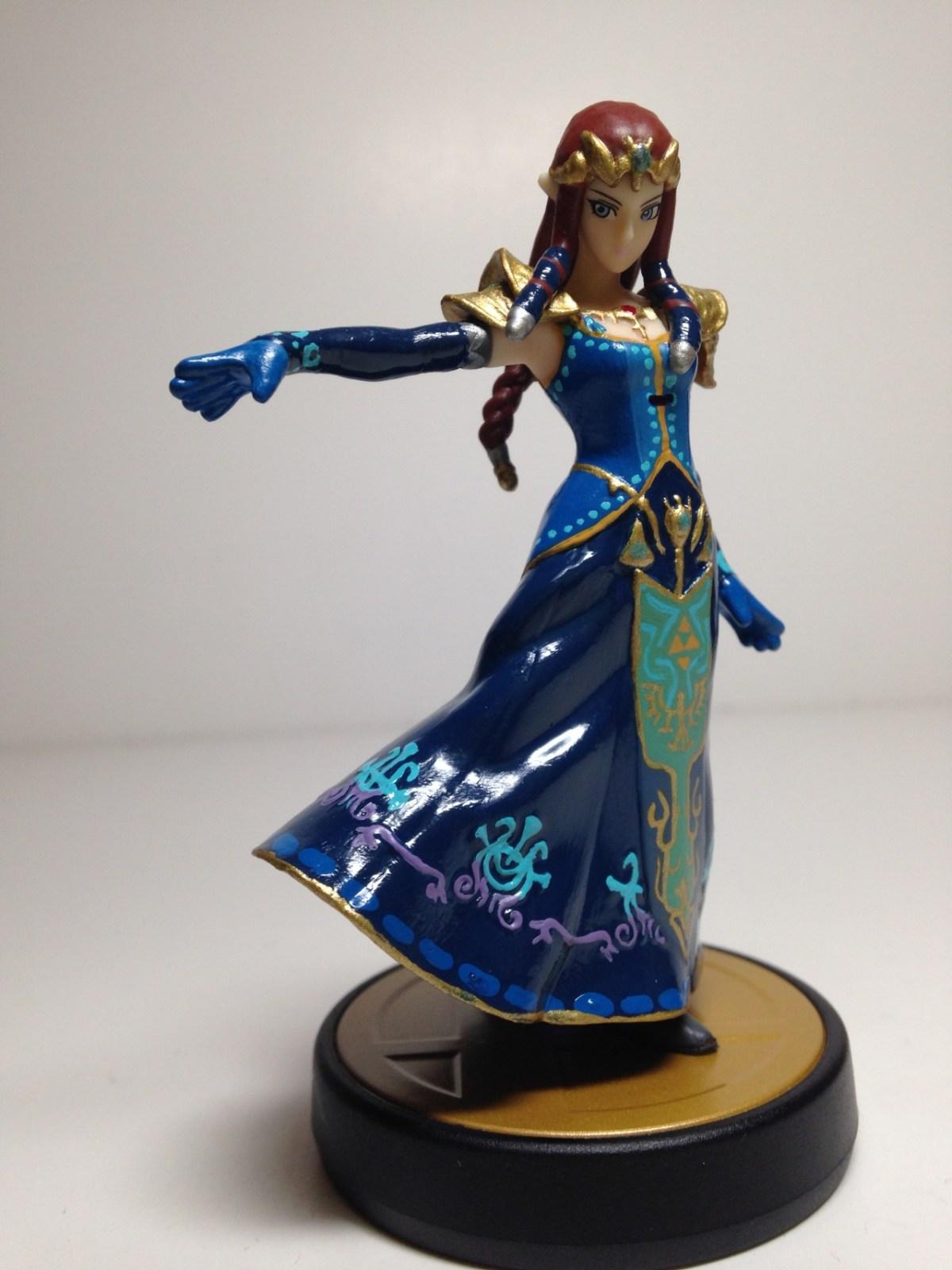Zelda Repaint by Omikujii