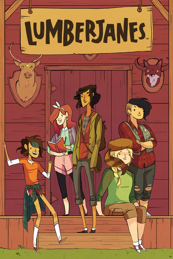 Lumberjanes #01 (Cover A)