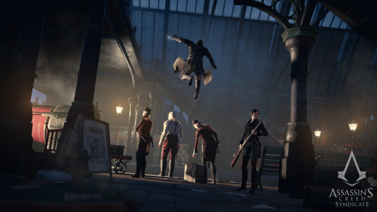 Assassins Creed Syndicate Assassination by Ubisoft Quebec