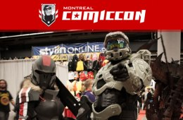 Montreal Comiccon 2015 - photo by Girls on Games