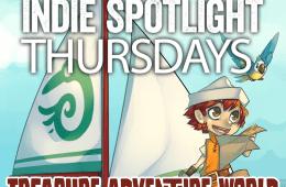 Indie Spotlight Treasure Adventure World
