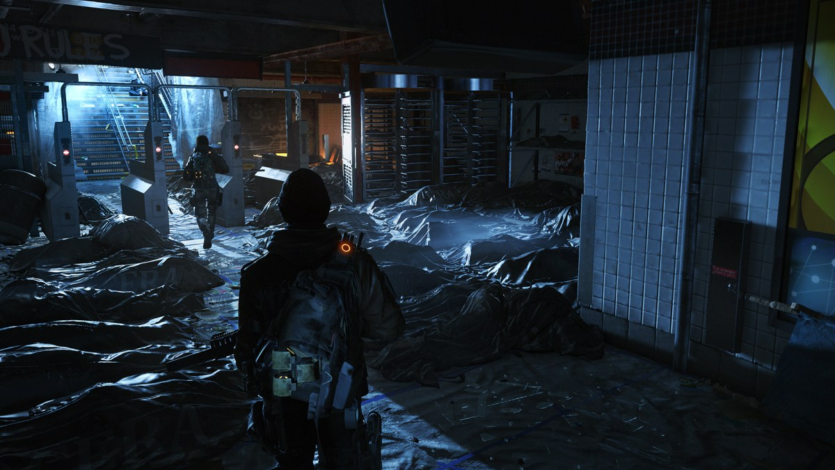 Tom Clancy's The Division - Image by Ubisoft