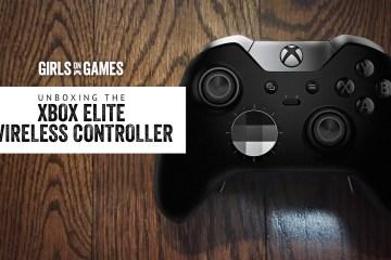 Xbox Elite Wireless Controller Unboxing