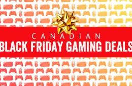 Canadian Black Friday Deals 2015
