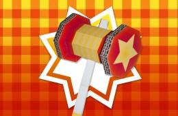 Trio Attack Hammer