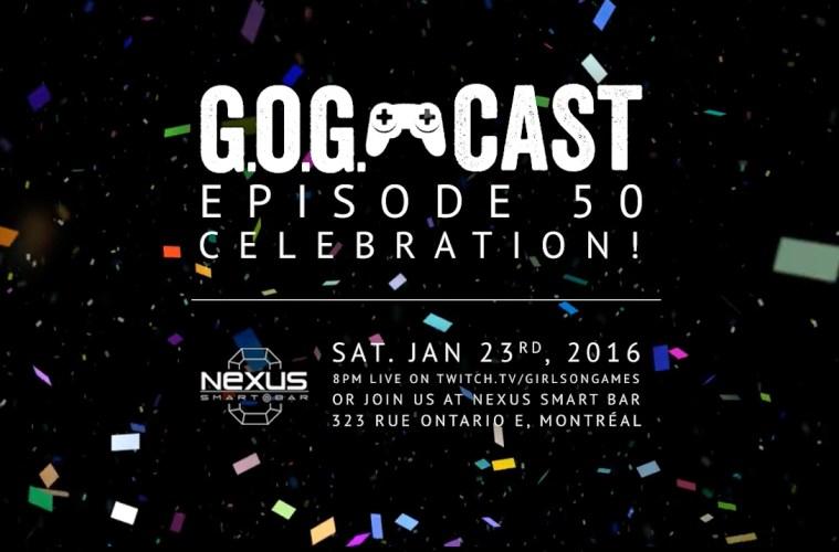 GoG Cast Party