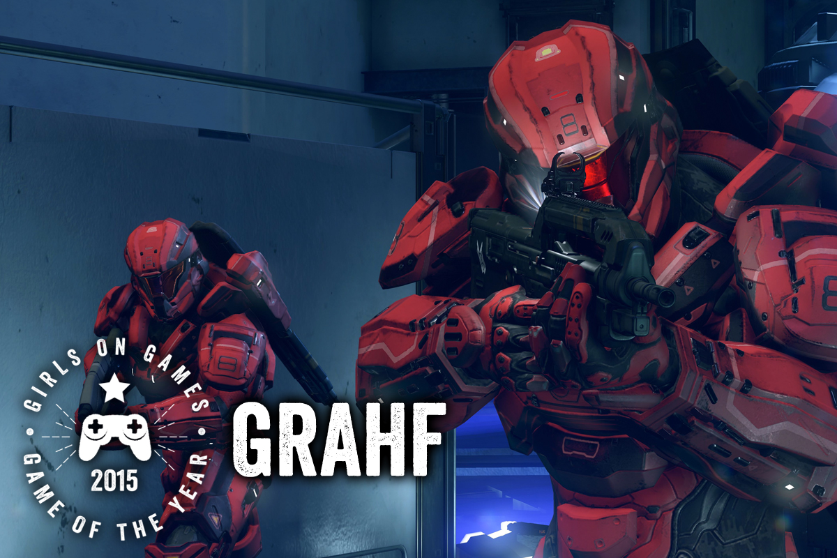 2015 Games of the Year - Grahf - Halo 5: Guardians