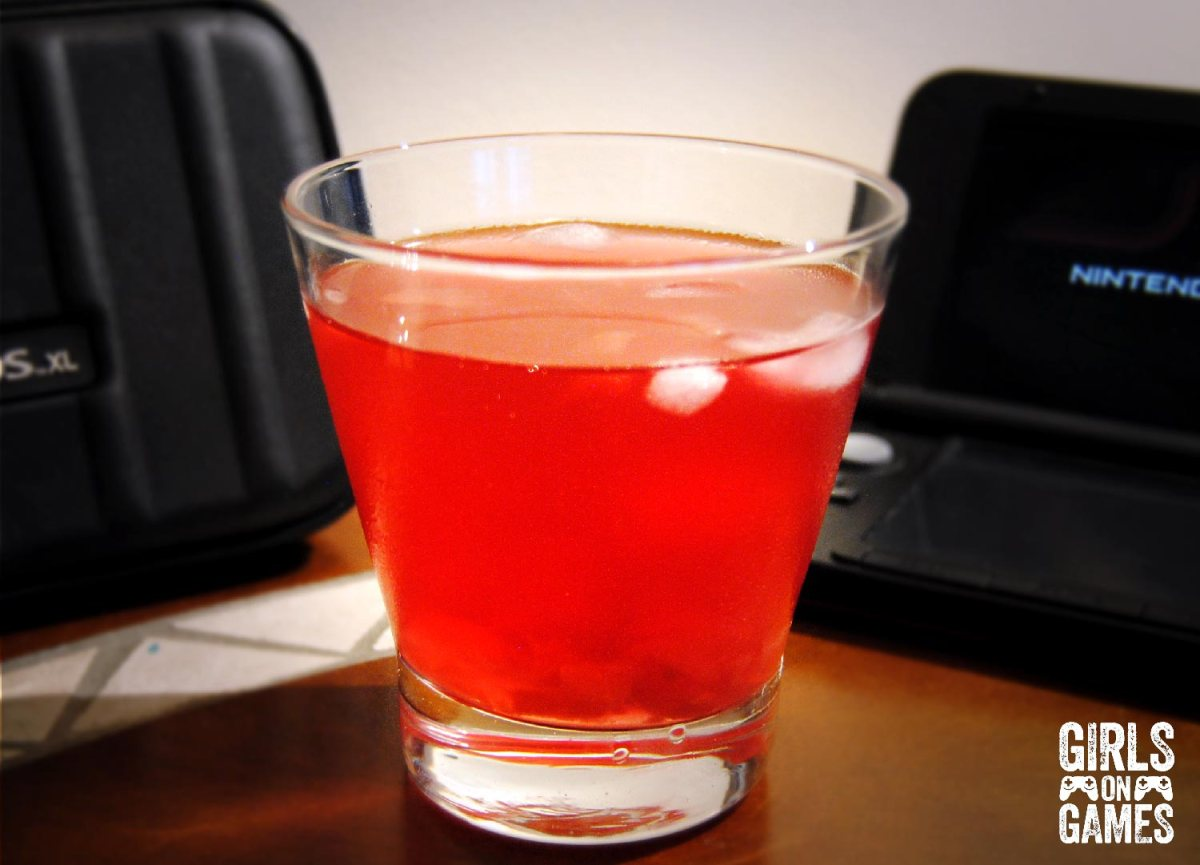 The Nintendo Cocktail