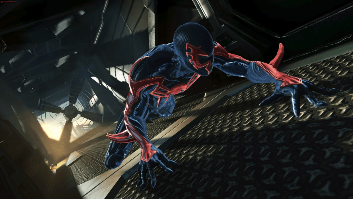 Spider-Man Shattered Dimensions - Image by Activision