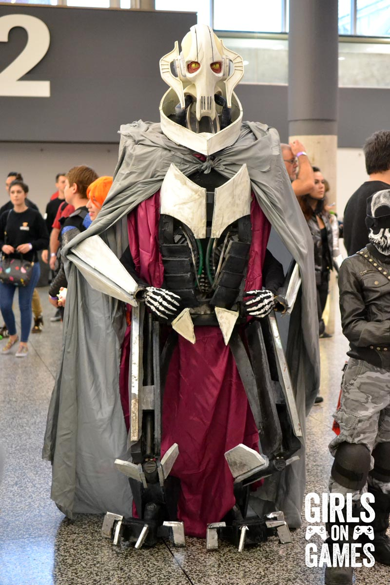 General Grievous Cosplay, Star Wars