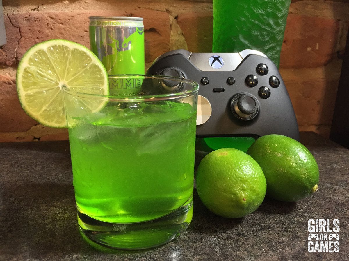 The Xbox Cocktail