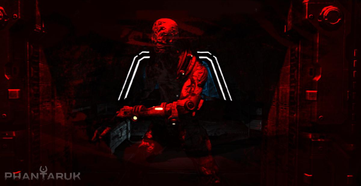 Cyborg-esque enemy