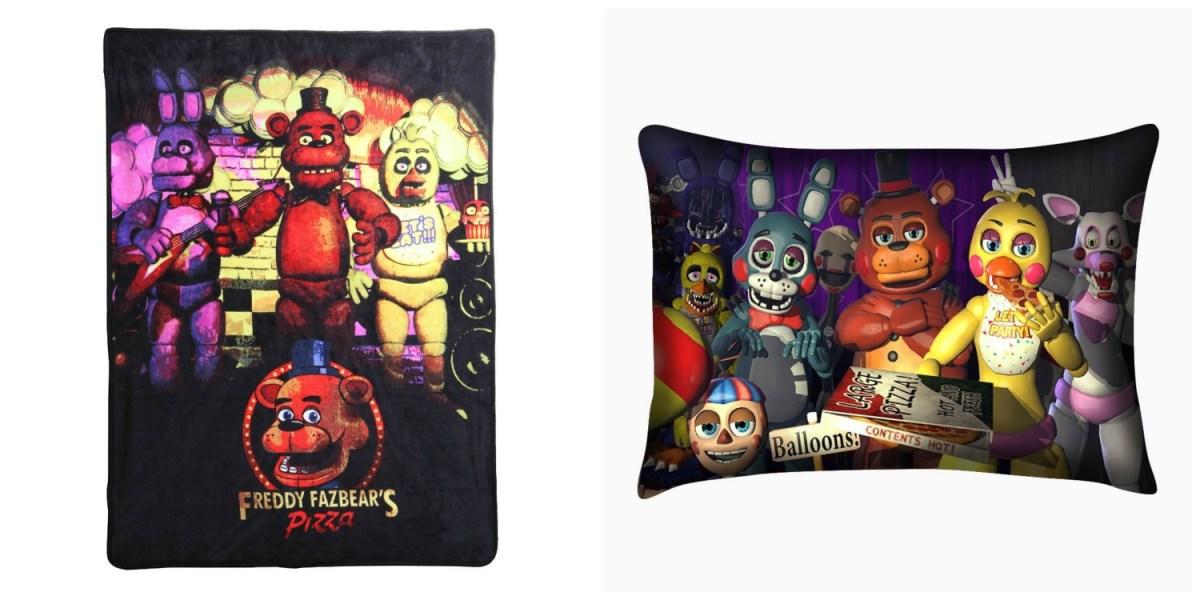 Freddy Blanket & Pillow