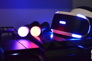 PS VR Set up