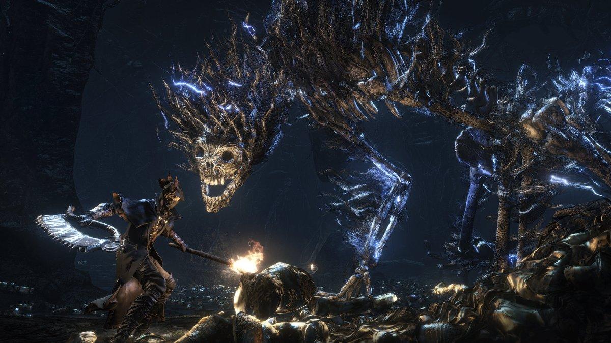 Bloodborne Screenshots from PlayStation.com