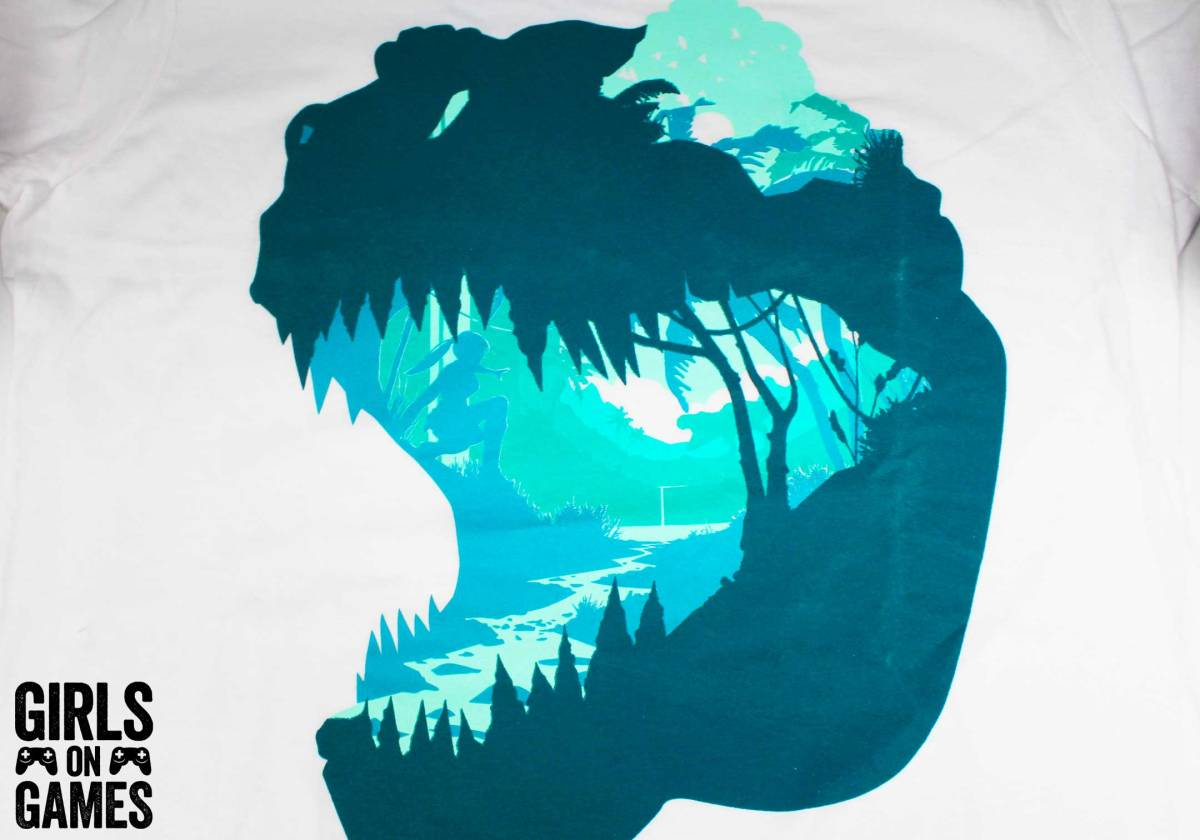 Tomb Raider Shirt