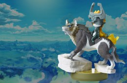 Testing Amiibo with The Legend of Zelda: Breath of the Wild on the Nintendo Switch