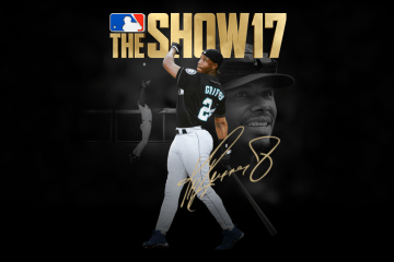 MLB The Show 17 cover
