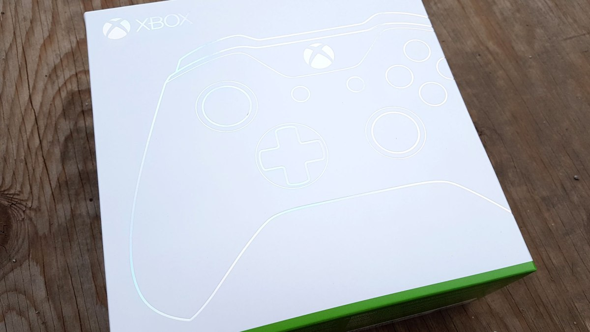 Xbox Design Lab Packaging
