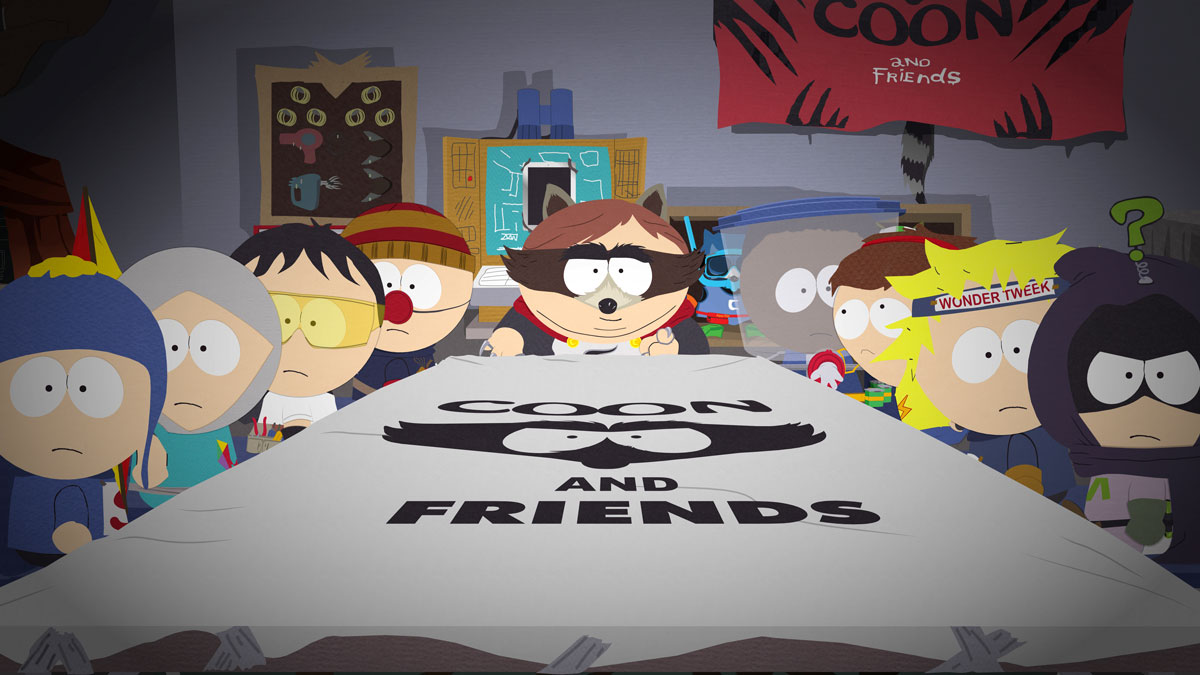 South Park: The Fractured But Whole Coon and Friends