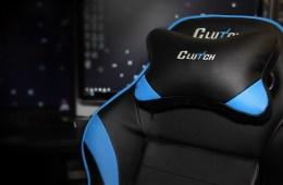 ClutchChairz Gear Series Alpha Blue