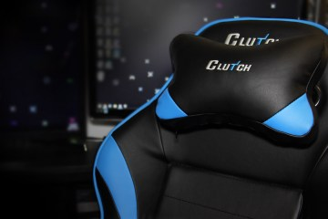 ClutchChairz Gear Series Alpha Blue