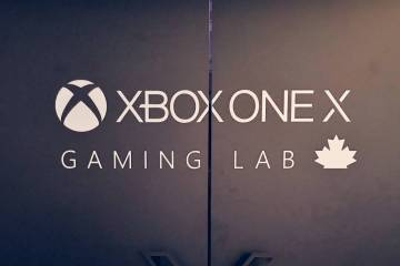 Xbox One X Game Lab
