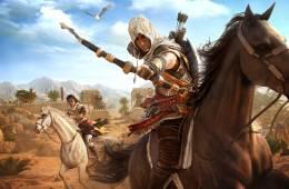 Assassin's Creed Origins Artwork. Photo from Ubisoft