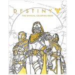 Official Destiny Coloring Book