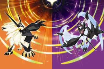 Pokémon Ultra Sun/Moon (via Nintendo)
