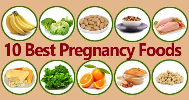 What Are Good Foods To Eat While Pregnant