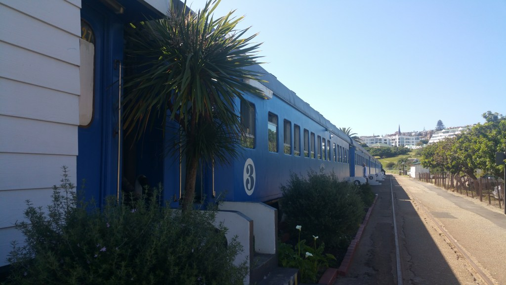 Santos Express Train Hostel