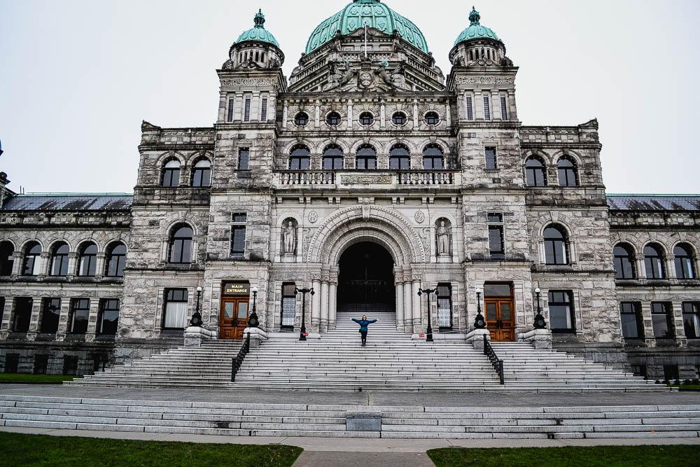 british columbia parliament buildings in victoria british columbia