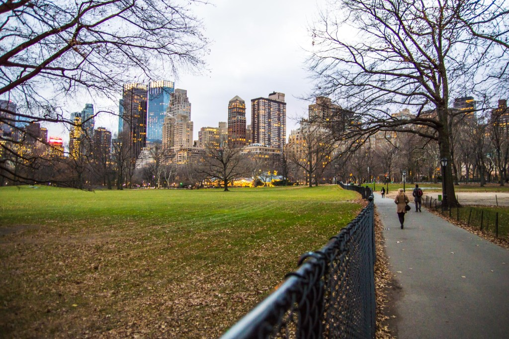 things to do in NYC - Central Park New York City
