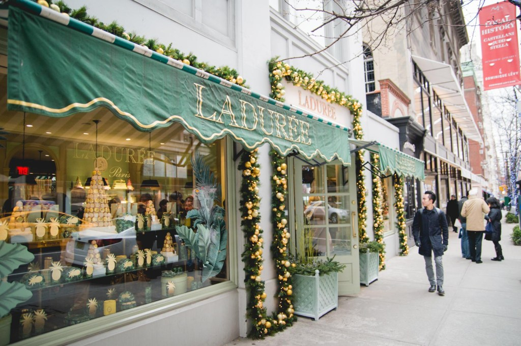 things to do in NYC - Ladureé Upper East Side