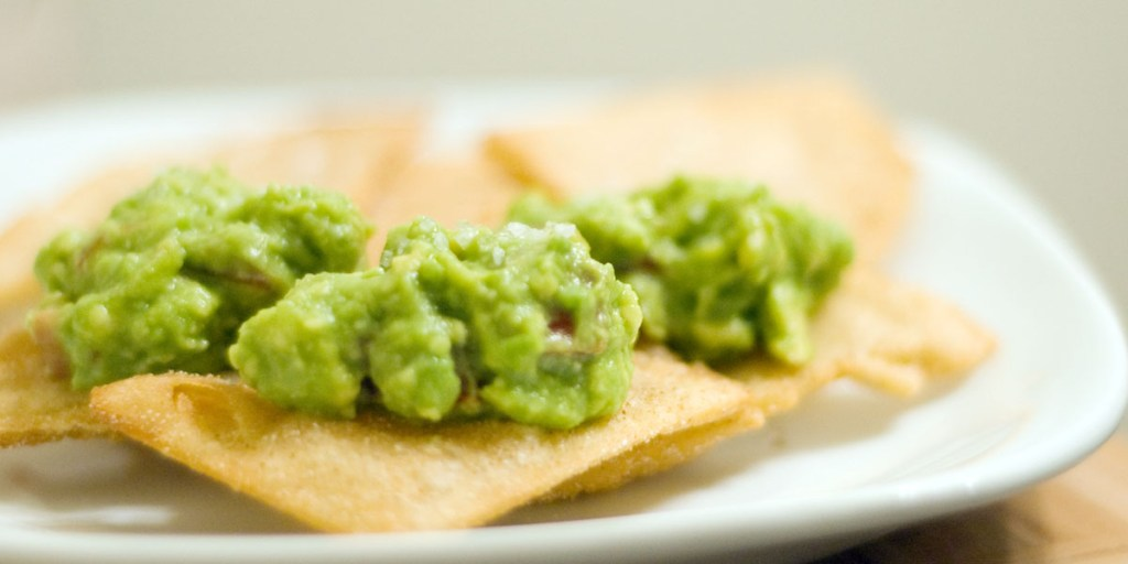 foods for healthy skin - Guacamole - Mexico