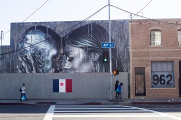 Los Angeles Street Art- Arts District