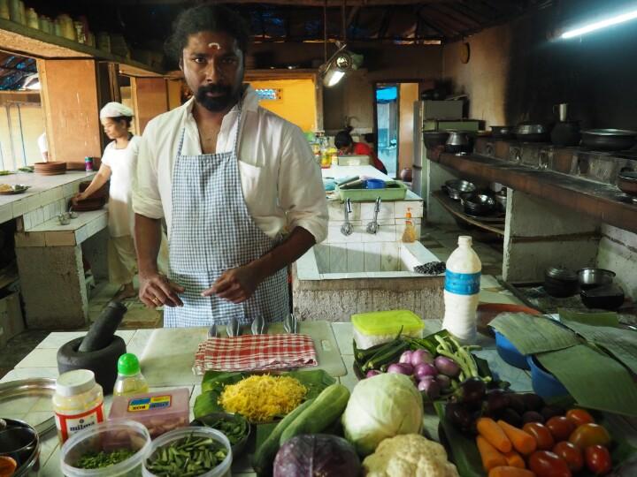 South Indian Dal Recipe - Chef - Girls vs Globe