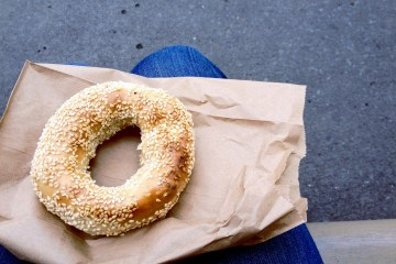 canadian foods - montreal bagel