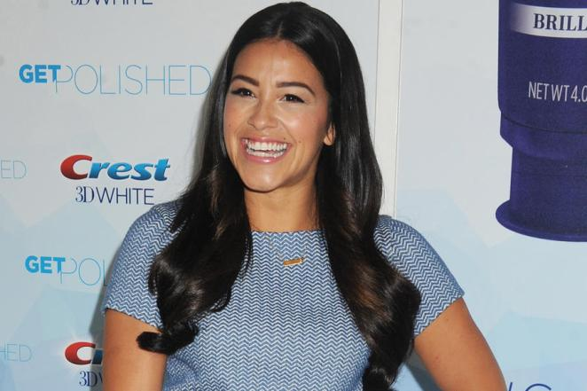 Gina Rodriguez Launches New 3D White Product