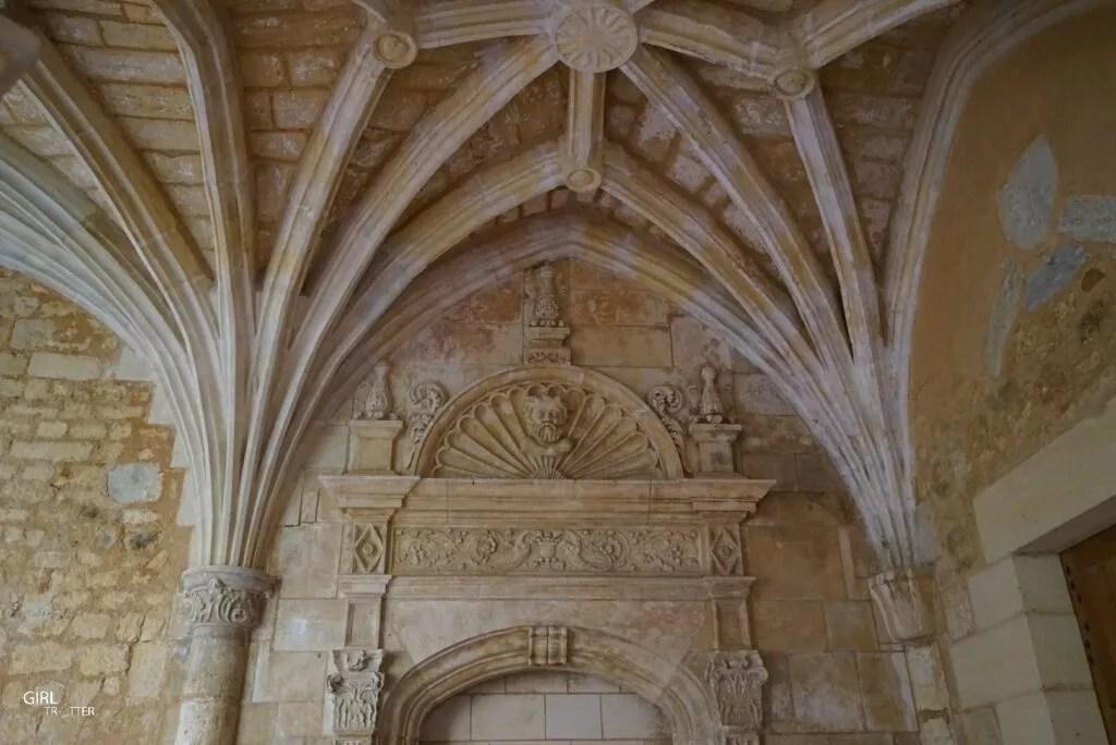 Abbaye et cloitre de Cadouin Perigord