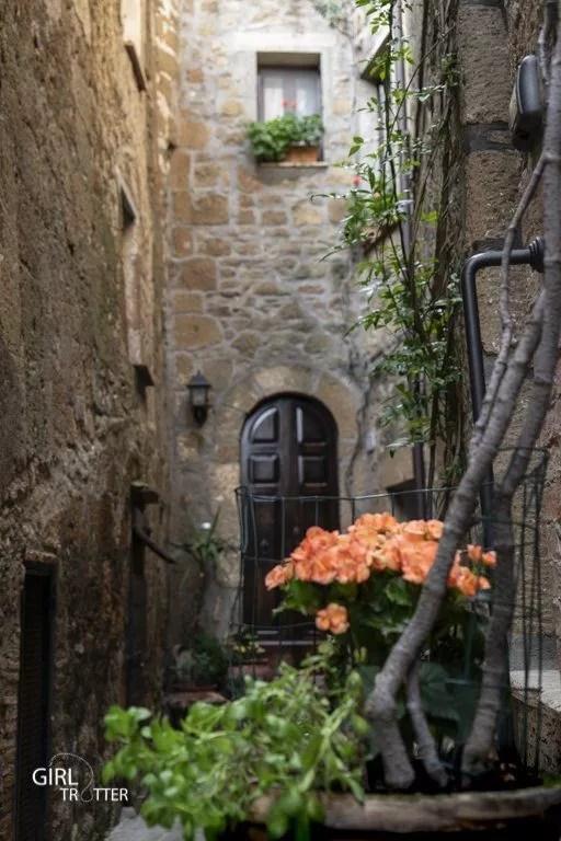 Pitigliano Toscane