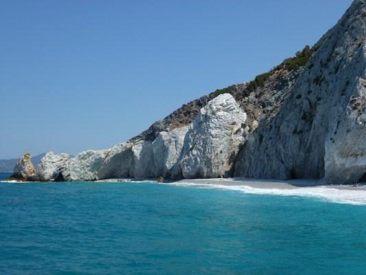 Lalaria Beach, Skiathos