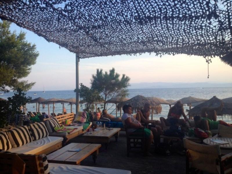 Porto Paradiso, Vromolimnos Beach, Skiathos